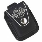 Etui do zapalniczki Zippo z logiem Harley-Davidson 58615N