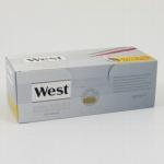 Gilzy West Special Silver 250 szt. 92542