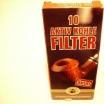Filtry Ermuri 9 mm 10 szt. 704A