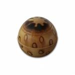 Młynek do tytoniu drewno piłka dekor 96168