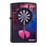 Zapalniczka Zippo czarny mat Bulls Eye 98954 N