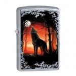 Zapalniczka Zippo chrom Wolf 84734 N