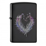Zapalniczka Zippo Feathered Heart 98961