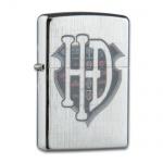 Zapalniczka Zippo Harley Davidson Linen Weave 84726