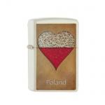 Zapalniczka Zippo Polska Love 92637