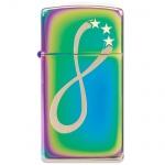 Zapalniczka Zippo Slim Infinity Stars 33415